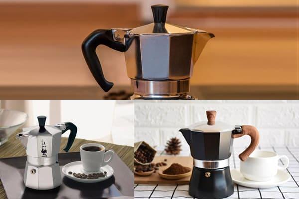 итальянскую кофеварку